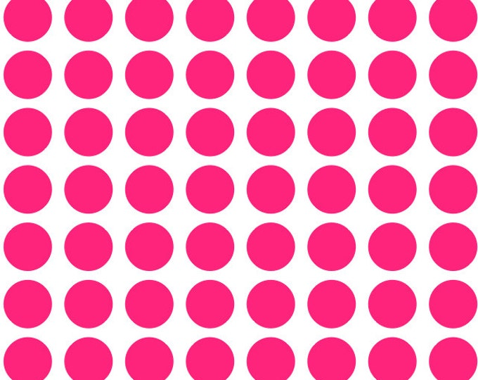 "72 1"" Polka Dot Wall Decals - Safe For Walls - Removable - Room Decor - Nursery Decor - 20 Colors To Choose From!"