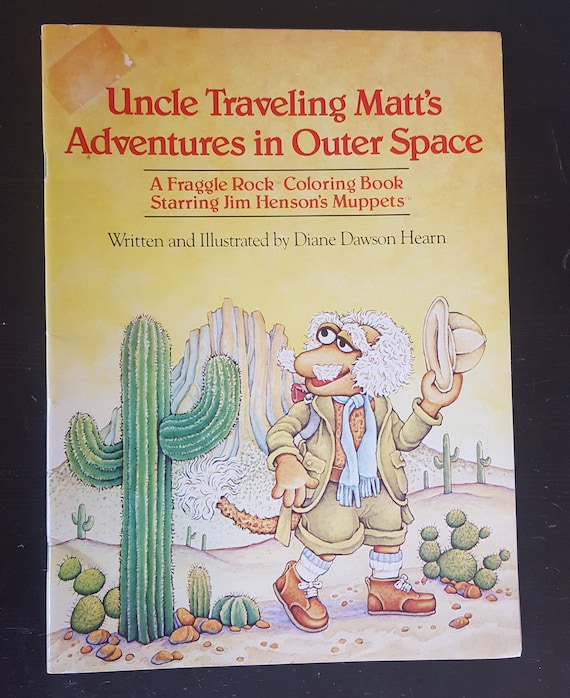 Uncle Traveling Matts Adventures In Outer Space A