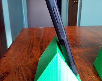 3D Printed Tent Cell Phone Holder-Free Shipping
