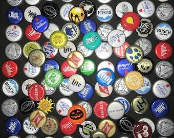 100 beer caps no dents