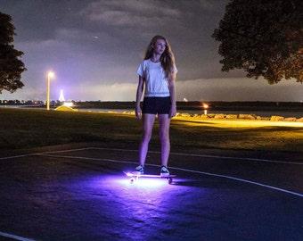 Skateboard and Longboard Lights