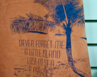 Virgin Islands Hurricane Relief Tshirt