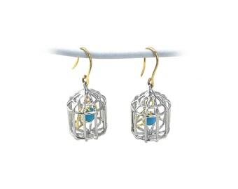 """Earrings """"Lovely Box"""""""