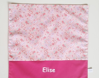 Personalized with name kids napkin