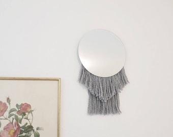 Wool - Wool mirror mirror