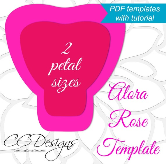 paper flower rose template koni polycode co