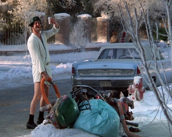Digital Download Printable National Lampoon's Christmas Vacation Shitter Was Full > Clark Griswold > Cousin Eddie > Randy Quaid