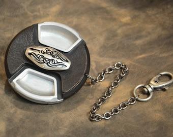 TRIBAL - Custom Steampunk Lens Cap