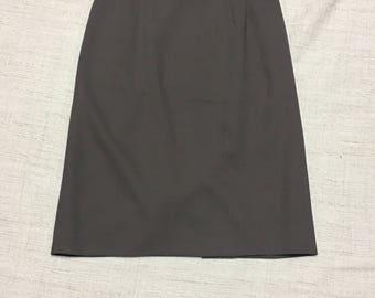 Giorgio Armani Le Collection Skirt Size 6 Vintage