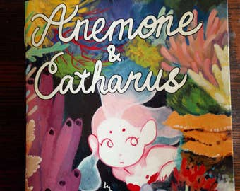 Anemone and Catharus Comic Book