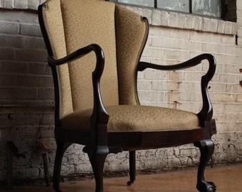 Victorian Fireside Armchair