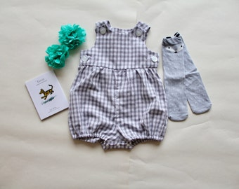 Gender Neutral Baby Romper