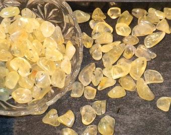 Yellow Prehnite