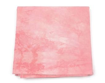 Hand-dyed flour sack towel #8