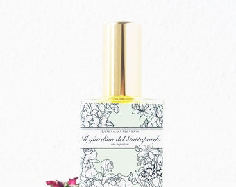 The Garden of the Leopard-Profumo Botanico-Perfume Bottle 30 ml