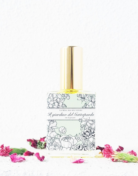 The Garden of the Leopard-Profumo Botanico-Perfume Bottle 30 ml