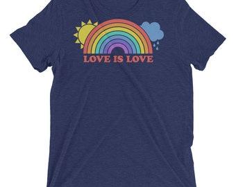 Love is Love - Short sleeve t-shirt