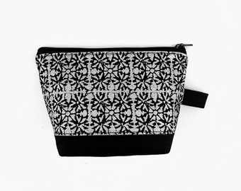 Cosmetic Bag Makeup Bag Toiletry Travel Gift for Her gifts under 20