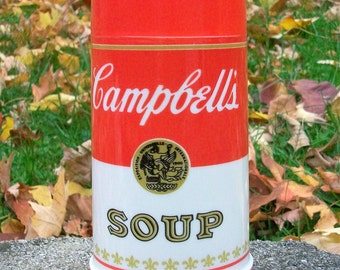 Vintage Campbell's Soup Aladdin Thermos