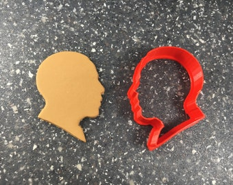 Presidential Silhouette Cookie Cutter