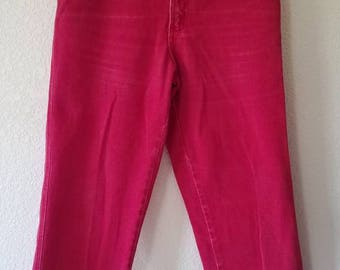 Red Rockies western jeans