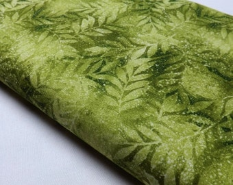 Robert Kaufman Terra Bella EHJ 8318 43 Leaf  Quilting and Sewing Fabrics