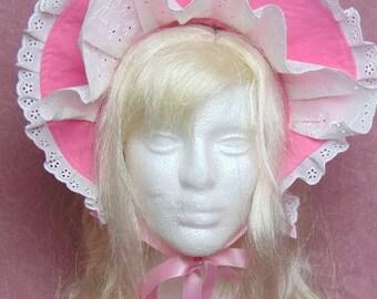 Sweet Lolita Halfbonnet