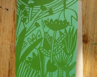 A6 Jungle card