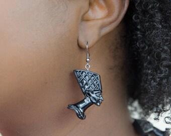 Joyfulheads Nefertiti Earrings Slight Imperfection sale
