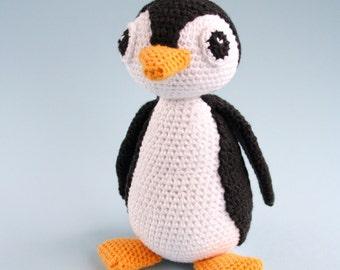 Pilou Penguin - ENGLISH PATTERN