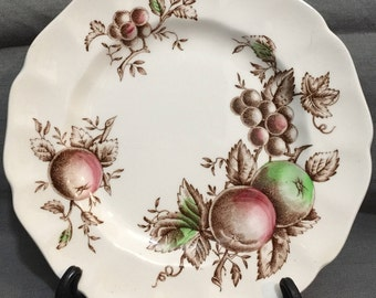 """Johnson Brothers """"Harvest Time"""" Plates & Bowls"""