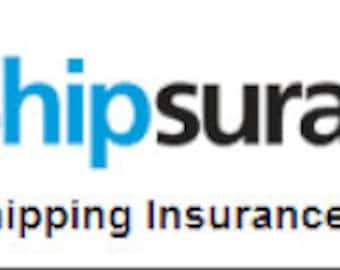 SHIPPING INSURANCE through SHIPSURANCE