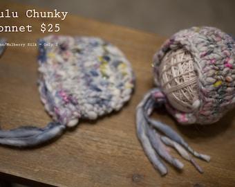 Newborn LuLu Chunky Bonnet