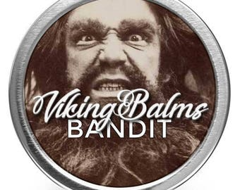VikingBalms - Bandit - All Natural Beard Balm - 2oz