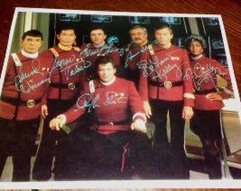 Star Trek Vintage 8x10 Press Photo