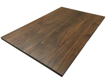 Walnut Tabletop - Custom Sizes Available