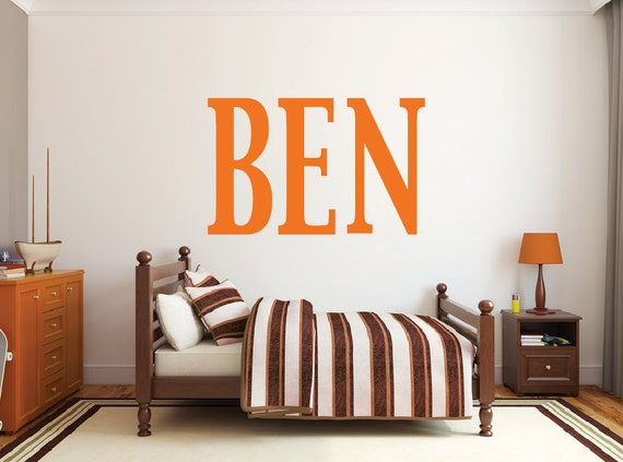 gro e wand buchstaben wand buchstaben f r kinderzimmer wand. Black Bedroom Furniture Sets. Home Design Ideas