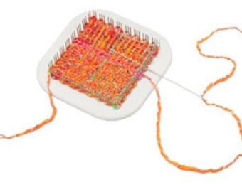 SALE- Schacht Zoom Loom - 4x4 Pin Loom - Schacht Handweaving Tool