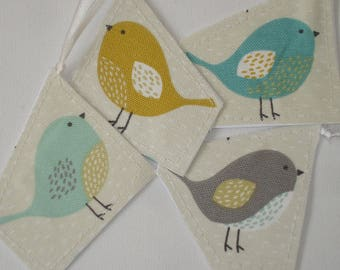 Bird Gift Tags 4 Pack Four Gift Tag