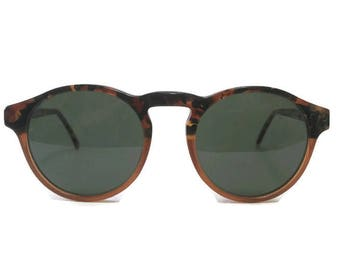 Vintage Bausch and Lomb Ray Bans Gatsby Style 1 W1516 Round Frames
