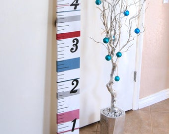 Wooden Growth Chart Heirloom