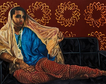 SALE - Venus Shraya (2016) - Fine Art Giclée Print
