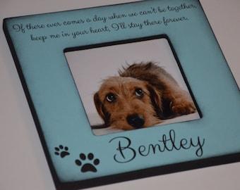 Chiens personnalisée, cadre, cadre de chat personnalisé, cadre animaux personnalisé, cadre de mémorial de chien, nous aimons notre cadre pour animaux de compagnie