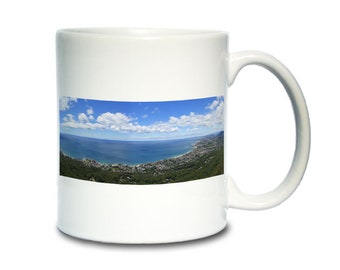 Coffee Mug; Illawarra Brush, In New South Wales, Australia