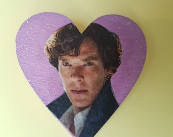 Sherlock Badge/Pin/Brooch