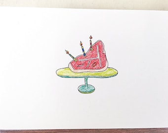 STEAK. this card is ... well done! happy birthsteak to you. cuz this is a rare occasion. you're a cut above. let's meat and celebrate.