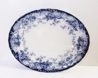 & Antique platter   Etsy