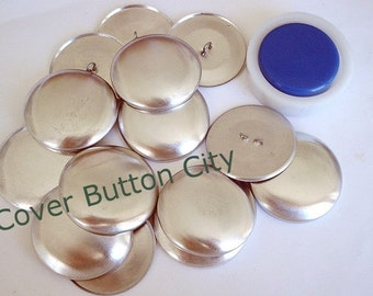 Cover Button Starter Kit  Size 60  (1 1/2 inch) -  Wire Backs
