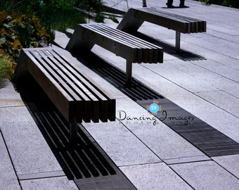 Stepping Benches