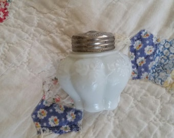 Beautiful Vintage Dresser Jar